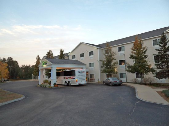 Holiday Inn Express North Conway: Hotel