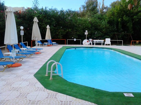 Alkion Hotel: Swimming pool