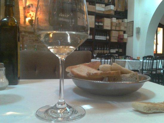 Ristorante Le Volte : le vin