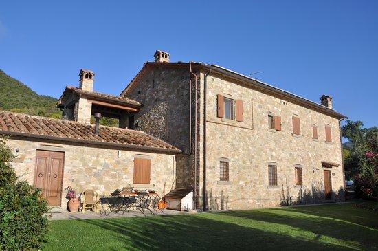 Agriturismo Rocca di Pierle: Villa