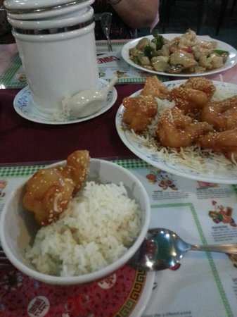 Chinese Holiday Restaurant