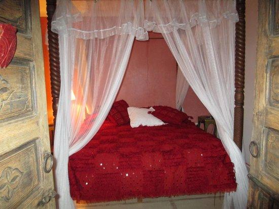 Riad La Cigale: La stanza da favola