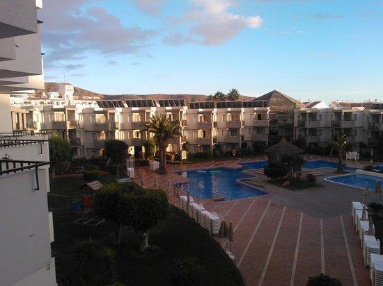 HG Tenerife Sur Apartments: Sundown