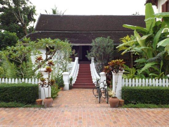 Hotel 3 Nagas Luang Prabang MGallery by Sofitel: complejo de habitaciones