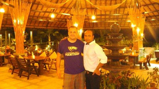 Samui Honey Tara Villa Residence: Lop and Me