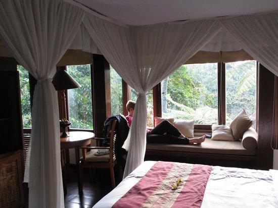 Natura Resort and Spa : La chambre