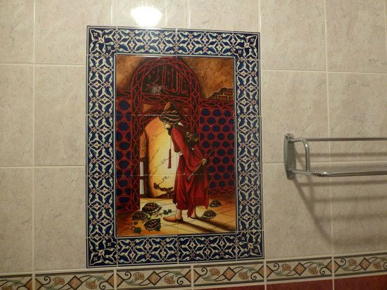 Jimmy's Place : Beautiful tiling