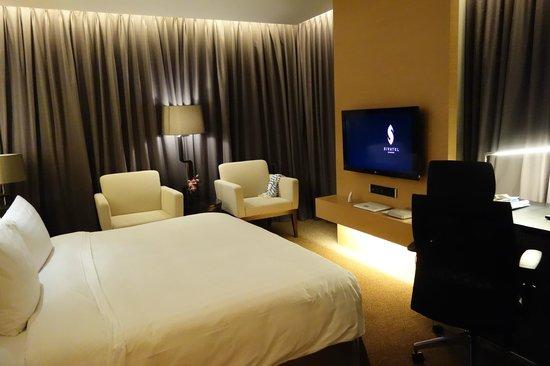 ศิวาเทล กรุงเทพ: my room