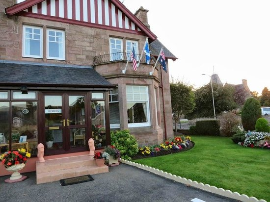 White Lodge Guest House: A wonderful experience