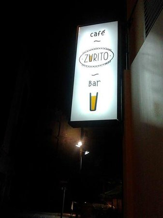 Zurito Cafe Bar: Zurito