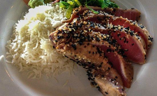 Stoney's Solomon's Pier: The superb seared tuna