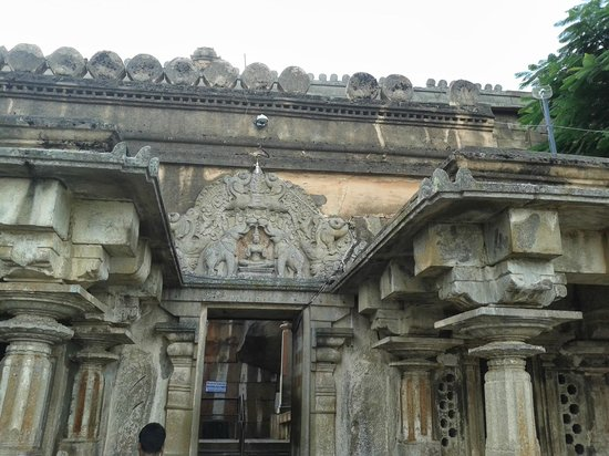 Bhagawan Bahubali Statue (Gommateshwara): Entrance View of the Temple