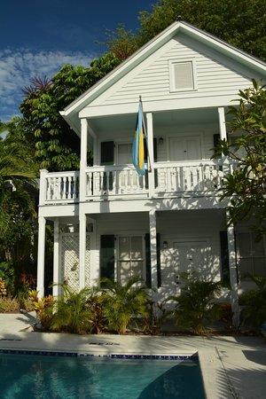 The Conch House Heritage Inn : Pool Cabana House