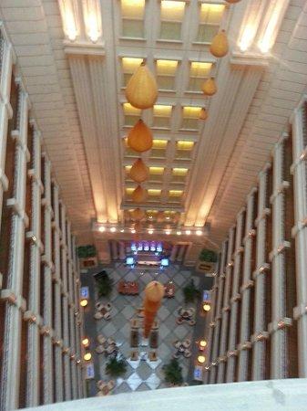 Renaissance Riverside Hotel Saigon : Atrium