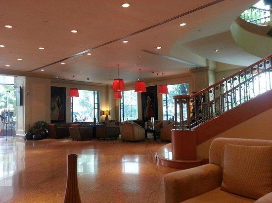 Renaissance Riverside Hotel Saigon : Lobby