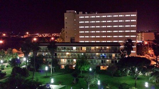 Hotel Helios Mallorca: Vista desde el balcón
