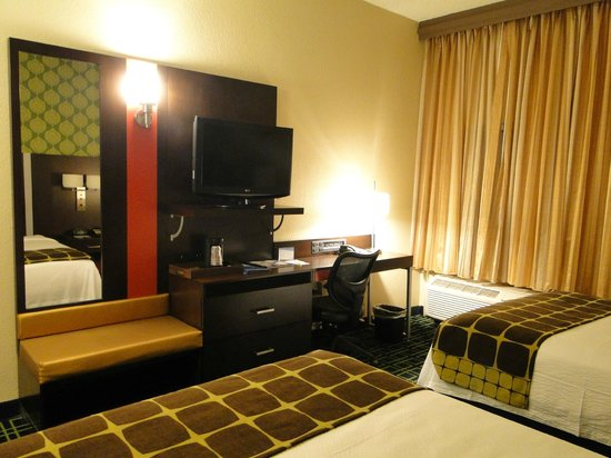Fairfield Inn & Suites by Marriott Washington, DC/Downtown : Hotel Room (2)
