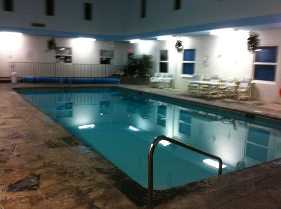 Pine Dale Motor Inn: Large and very warm salt water too