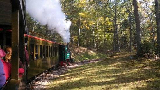Boothbay Railway Village: All Aboard!!