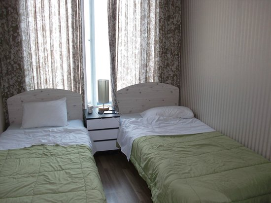 IB Ville Guesthouse: Room