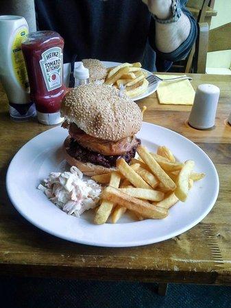 Roo's Leap: Burger