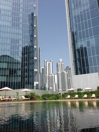 The Oberoi, Dubai: The Oberoi oasis