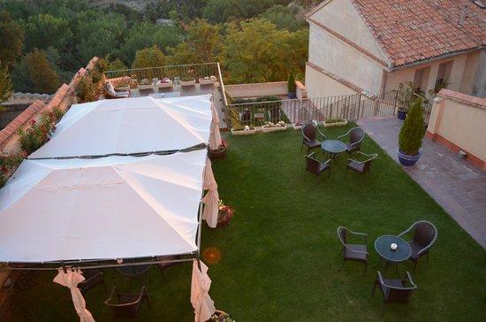 Hotel Don Felipe: jardim