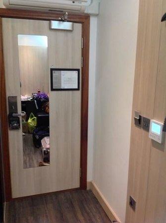 The Z Hotel Victoria : room