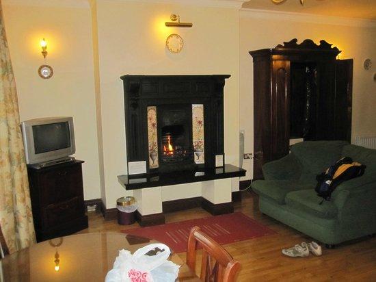 Abbeyglen Castle Hotel: Bedroom