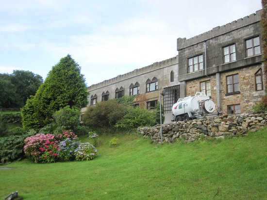 Abbeyglen Castle Hotel : Castle Grounds