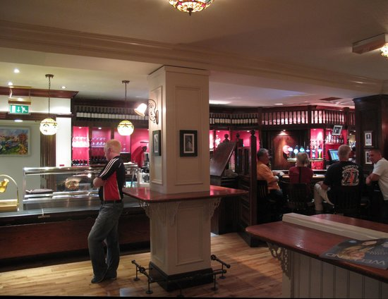 Ballsbridge Hotel : bar