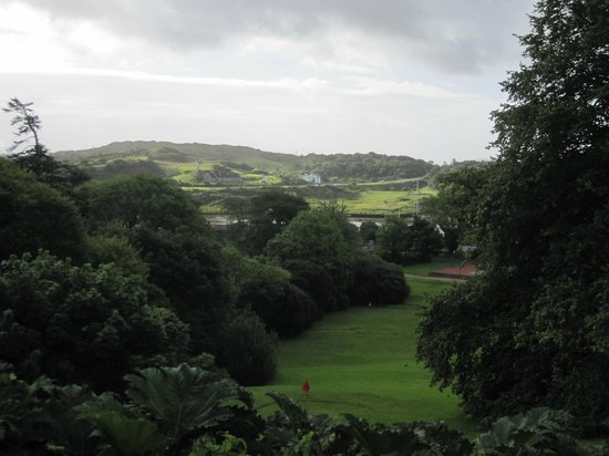 Abbeyglen Castle Hotel : View