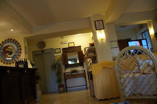 Hotel Sylesia: Холл