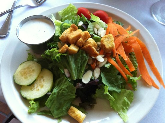 Chico's Cafe: House Salad
