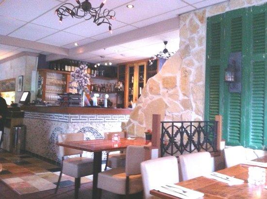 Grieks restaurant Olympia: Gezellige Griekse sfeer
