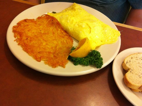 Chico's Cafe: Omelette