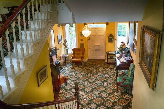 Castlemorris House: Entry Hall