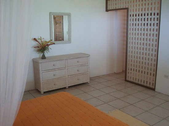 The Nest Tobago Apartments: Apt 1 bedroom-changing room