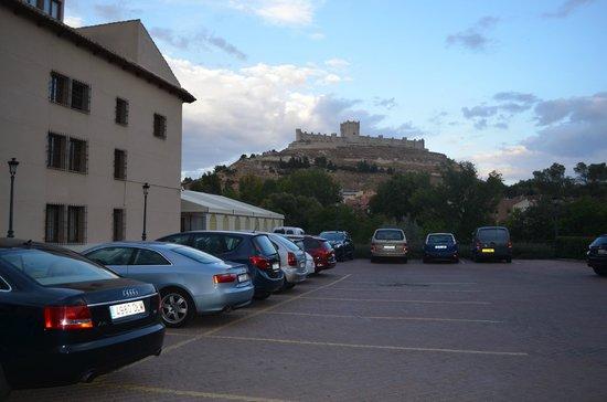 Hotel Convento Las Claras: vista