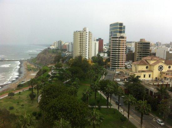 Belmond Miraflores Park : aussicht vom zimmer