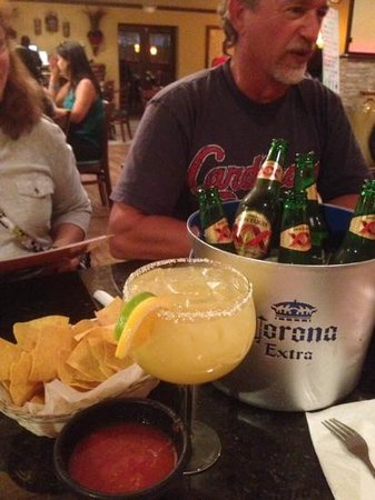 Garibaldi Mexican Restaurant: great time was had by all!