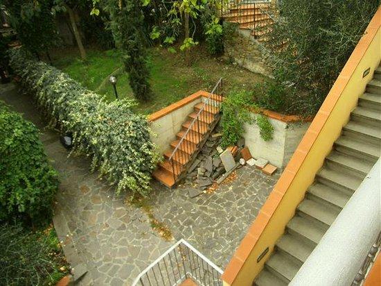 Villa La Malva : Baustelle