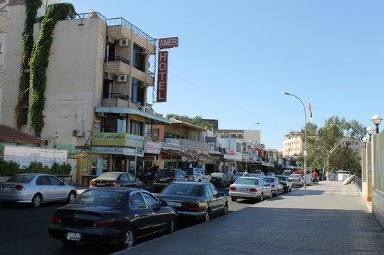 Al-Amer Hotel: L'hôtel