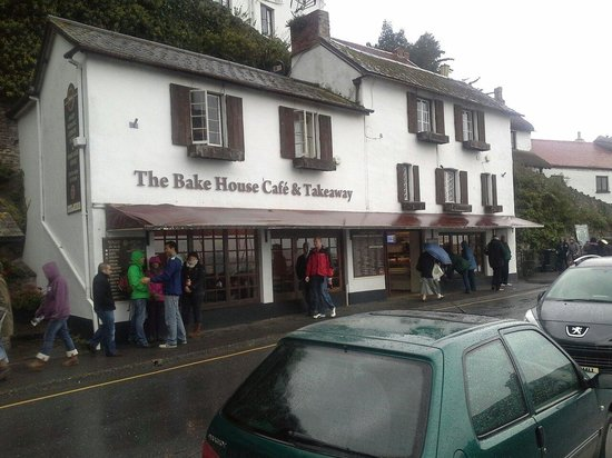 The Bake House: AWet Day