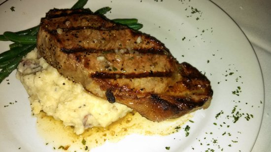 Monocacy Crossing : New York Strip Steak