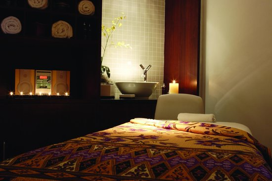 Yu Spa: Treatment room