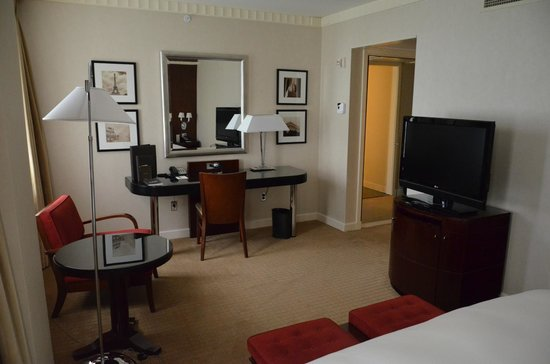Sofitel Washington DC: room
