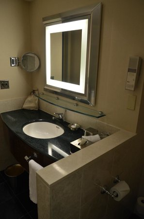 Sofitel Washington DC: bathroom