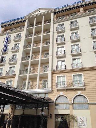 Mediterranean Palace Hotel: hotel facade