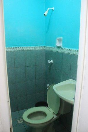 GV Hotel Tacloban City : Room 412 bathroom